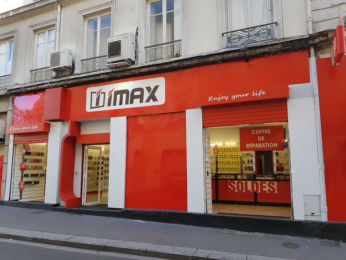 IMAX - CR Smartphone
