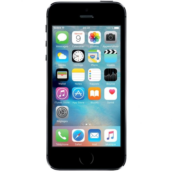 iPhone 5S - CR Smartphone