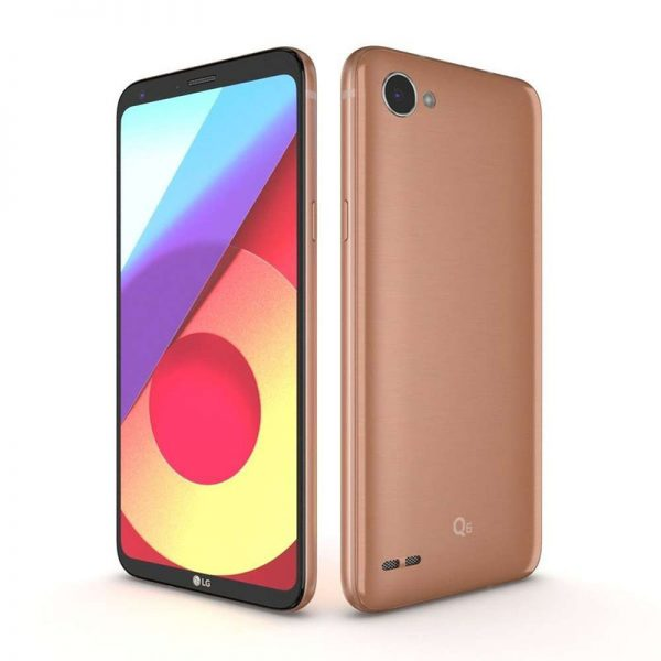 LG Q6 Terra - CR Smartphone